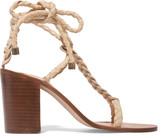 Zimmermann Woven leather sandals