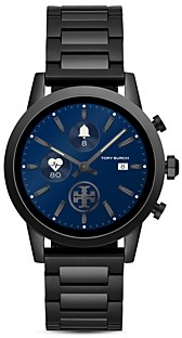 Tory Burch The Gigi Black Touchscreen Smartwatch, 40mm
