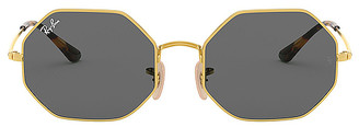 Ray-Ban Hexagon Oval Metal