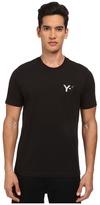 Yohji Yamamoto Classic Short Sleeve Tee Men's T Shirt
