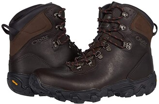 Oboz Yellowstone Premium Mid B-DRY (Espresso) Men's Shoes