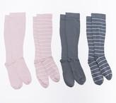 Legacy Women's Compression Trouser Socks Set of 4