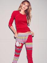 Victoria's Secret Victorias Secret The Fireside Long Jane Pajama
