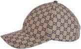 Gucci Men's GG Guccissima Web Stripe Baseball Cap, 387561