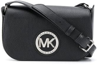 MICHAEL Michael Kors Pebbled Leather Shoulder Bag