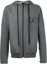 Bassike weekend bomber jacket