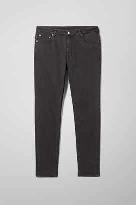 Weekday Thursday High Skinny Jeans - Black