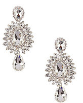 Cezanne Pear Medallion Drop Earrings