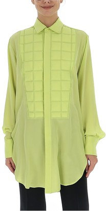 Bottega Veneta Quilted Detail Shirt