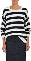 ATM Anthony Thomas Melillo Women's Striped Wool Oversized Sweater