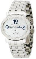 Sartego Women's SDMP062S Diamond Collection Swiss Quartz Movement Watch