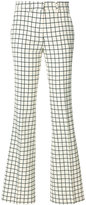 Etro plaid trousers