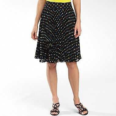 JCPenney east5th® Accordion Pleat Skirt