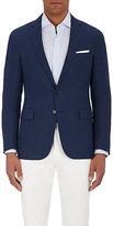 Ralph Lauren Purple Label Men's Nigel Linen-Wool Two-Button Sportcoat