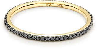 Kendra Scott Angelina 14k Yellow Gold Band Ring