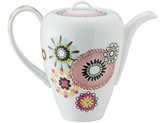 Missoni Home Coffee Pot in Margherita Design