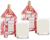 Seda France Foret Royale Pagoda Candles (10 OZ) (Set of 2)