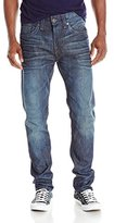 True Religion Men's Dean Relaxed Tapered Fit Quick Fade Jean