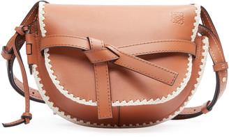 Loewe Gate Crochet Small Shoulder Bag