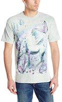 The Mountain Unicorn and Butterflies T-Shirt