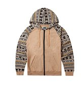 Beautiful Giant Men's Hoodie Full Zip Fleece Printing Hooded C515001