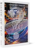 Assouline Condé Nast Traveller: Where Are You? Hardcover Book