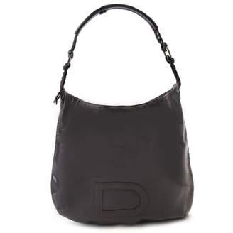 Delvaux Grey Patent leather Handbags