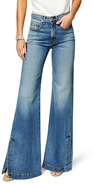 Ramy Brook Tyra Flare Leg Jeans in Vintage Wash