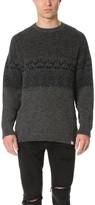 Norse Projects Birnir Fair Isle Sweater