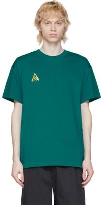 Nike ACG Green Logo T-Shirt