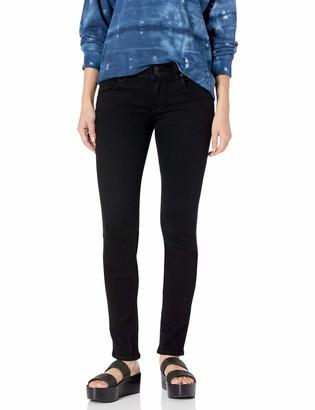 Hudson Women's Collin Mid Rise Skinny Fit Flap Pocket Ankle Jean