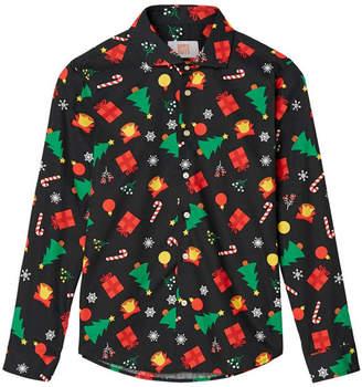 Icons Opposuits Big Boys Christmas Shirt