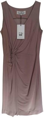 Designers Remix Pink Dress for Women