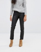 Pepe Jeans Cher Waxed Skinny Jeans