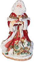 Fitz & Floyd Yuletide Holiday Santa Figurine