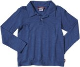 City Threads Soft Slub Jersey Polo (Toddler/Kid) - Concrete-6