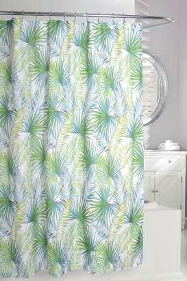 Moda At Home Palm Tree Shower Curtain