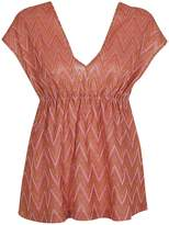 M Missoni Mi Missoni Pleated Blouse