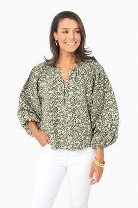 The Great Army Gardenia Floral Villa Top