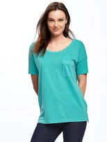 Old Navy Boyfriend Pocket Tee for Women