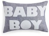 """Alexandra Ferguson Baby Boy Decorative Pillow, 10"""" x 14"""""""