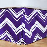 Dormify Chevron Stripe Bed Skirt