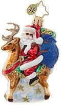 Christopher Radko Love My Ride Little Gem Ornament