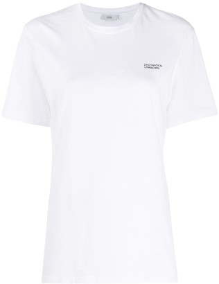 Closed Destination Unknown basic T-shirt