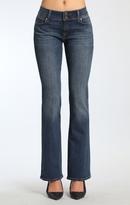 Mavi Jeans Malin Flap Pocket Bootcut In Shaded Nolita