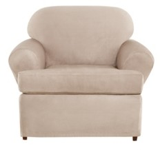 Sure Fit Two Piece Slipcover