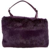 Prada Mink Handle Bag