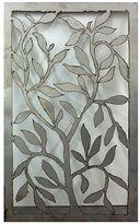 New View Framed Metal Tree Wall Decor