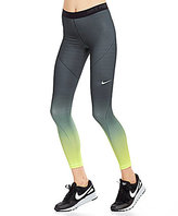 Nike Pro Dri-FIT Pull-On Hyperwarm Printed Training Tight