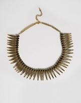 Paper Dolls Statement Collar Necklace